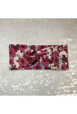 Maple & Moon Pink Poppy Headband