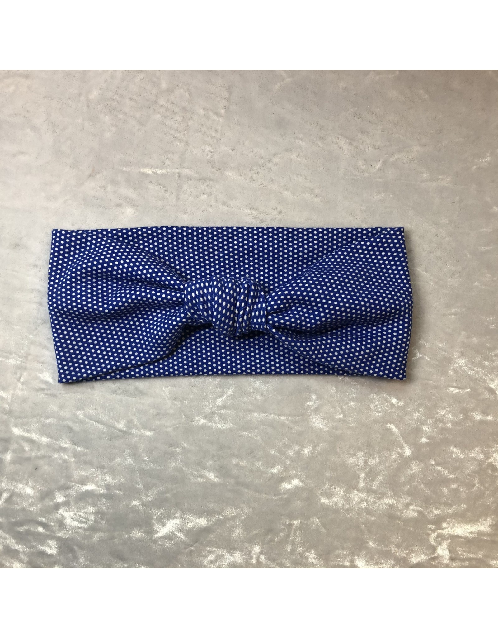 Maple & Moon Blue Knot Headband