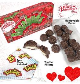 Jimmy Zees Chocolate Strawberry Rosebuds
