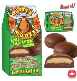Jimmy Zees Mr. Moose Maple Caramel Moose Cakes