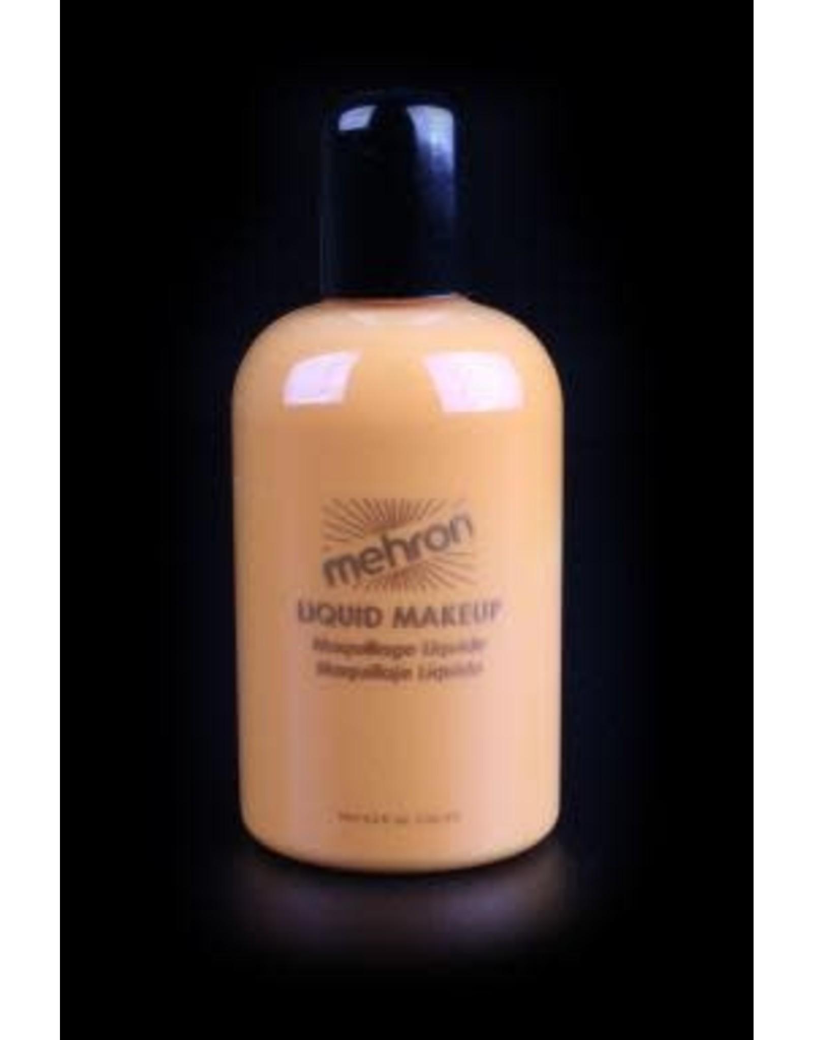 Mehron Liquid Makeup - 4.5oz.