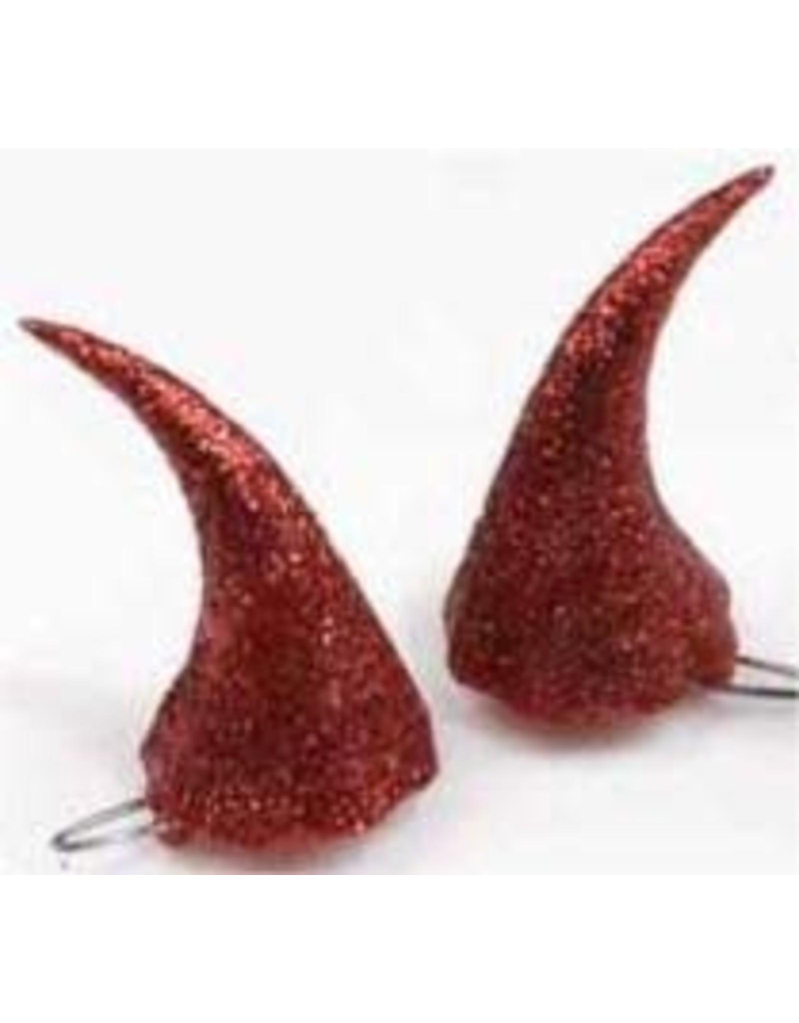 Fun World Glitter Devil Horns