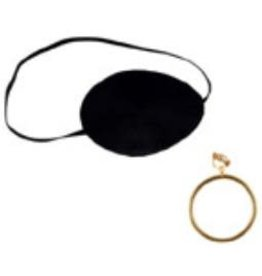 Beistle Eye Patch and Earring