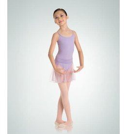Body Wrappers Pull-On Children's Dance Skirt - Lilac