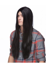"Westbay Wigs 26"" Long Parted Wig - Black"