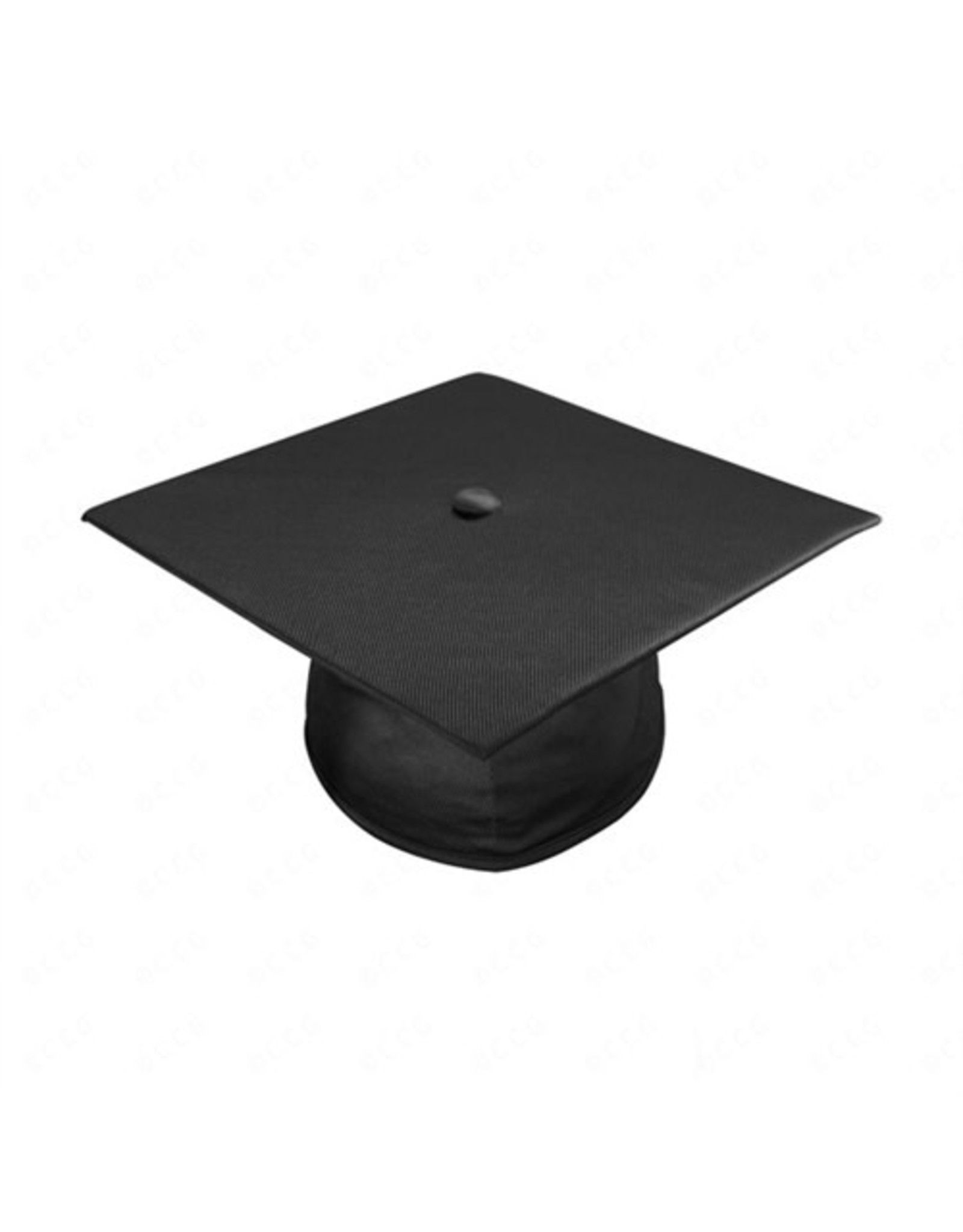 Canadian Caps and Gowns Black Graduation Cap with 2021 Tassle