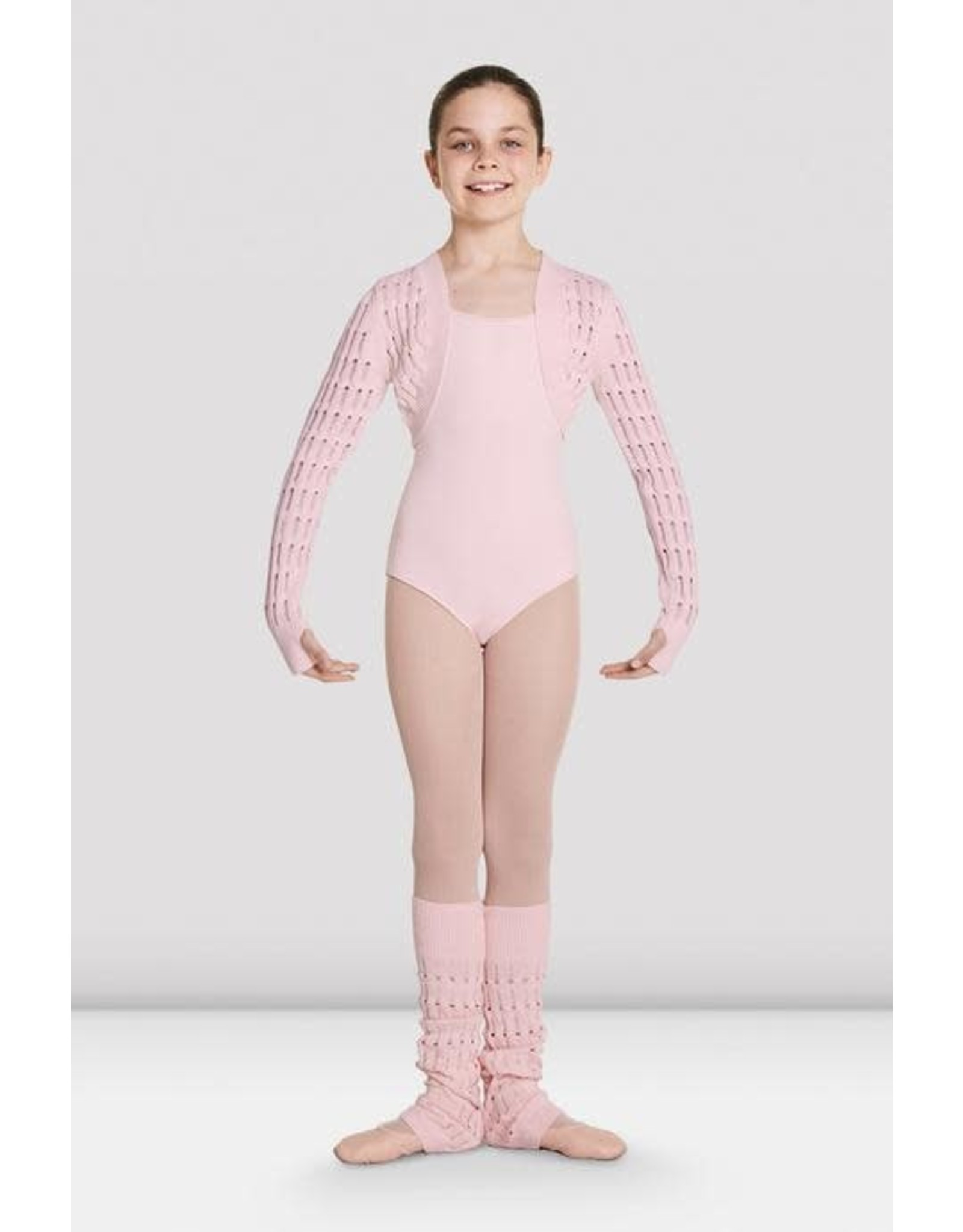 Bloch Children's Roesia Knitted Long Sleeve Shrugs