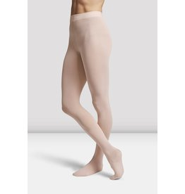 Ben Nye Bloch Footed Tights - Pink