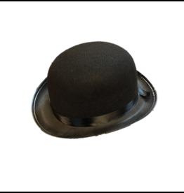 HM Smallwares Black Derby Hat