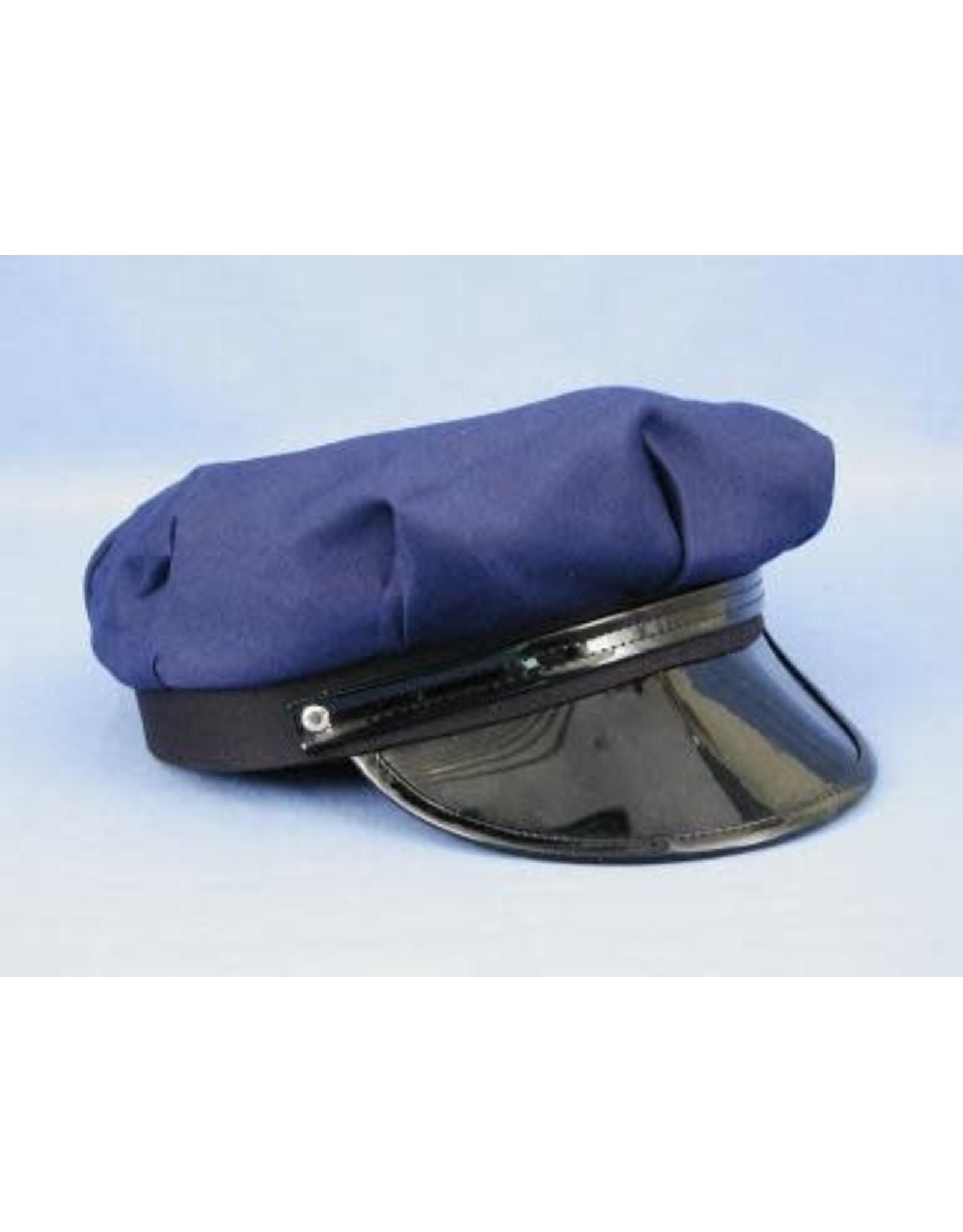 HM Smallwares Blue Police/Chauffeur Hat