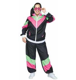 Fun World Rockin 80's Track Suit