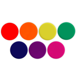 Kryolan Kryolan Aquacolor - UV-Dayglow - 4ml