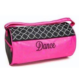 Sassi Designs Lattice Dance Duffel