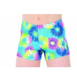Mondor Children's Sea Urchins Printed Shorts