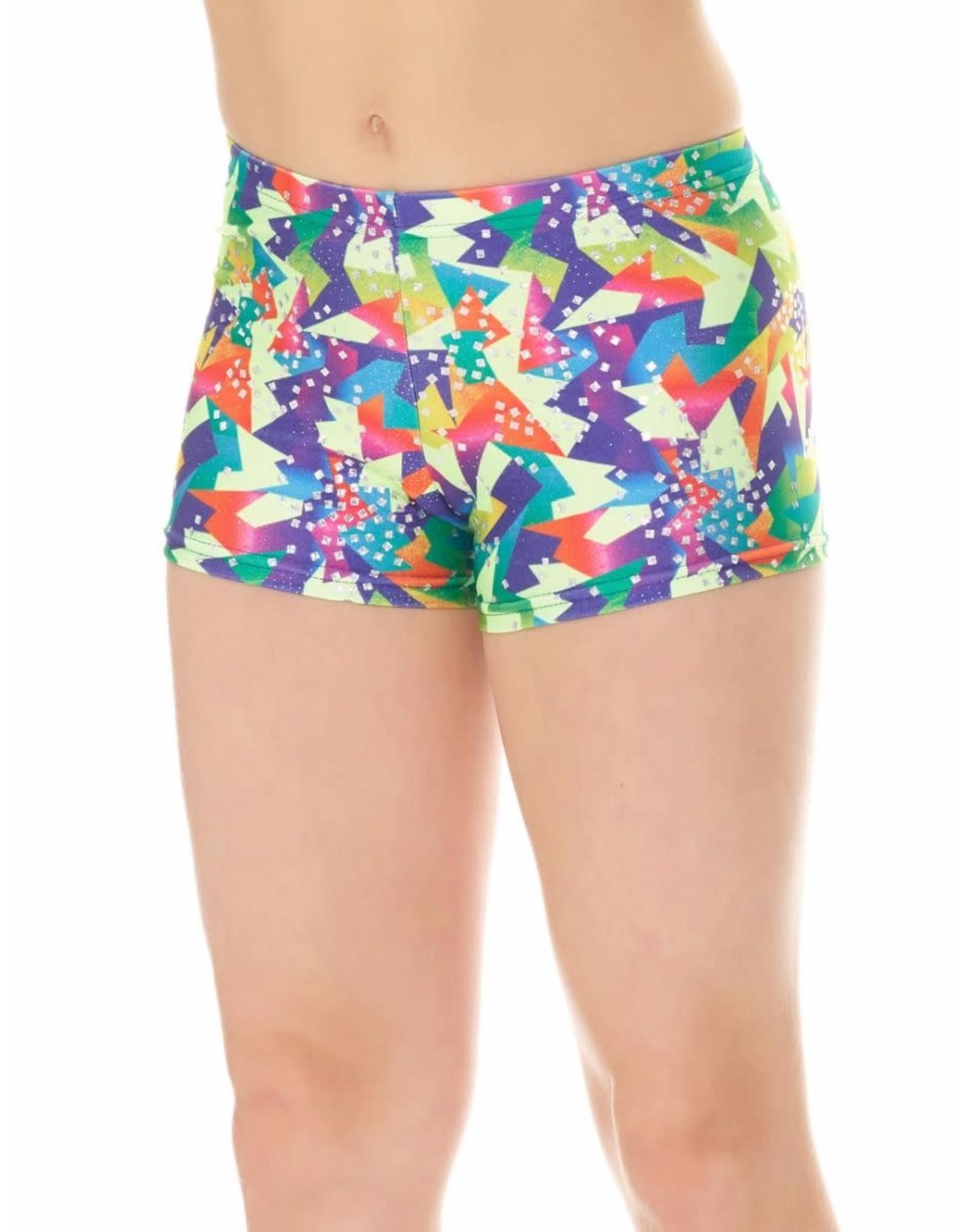 Mondor Geo Printed Shorts