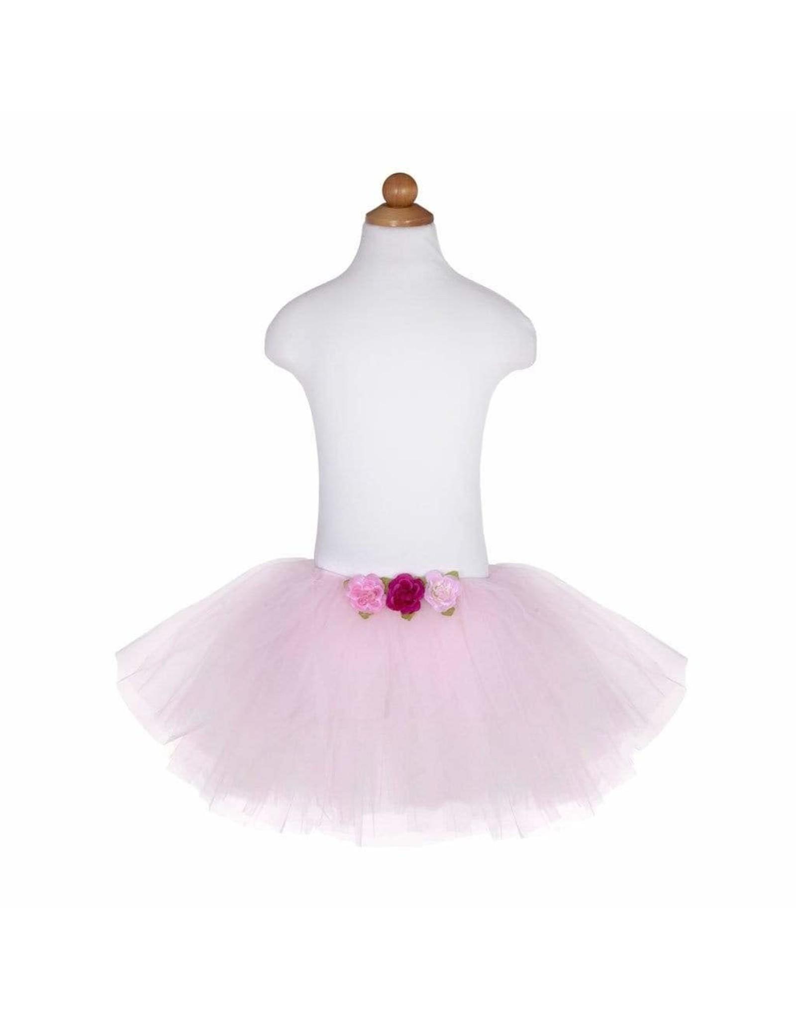 Great Pretenders Children's Light Pink Rose Tutu