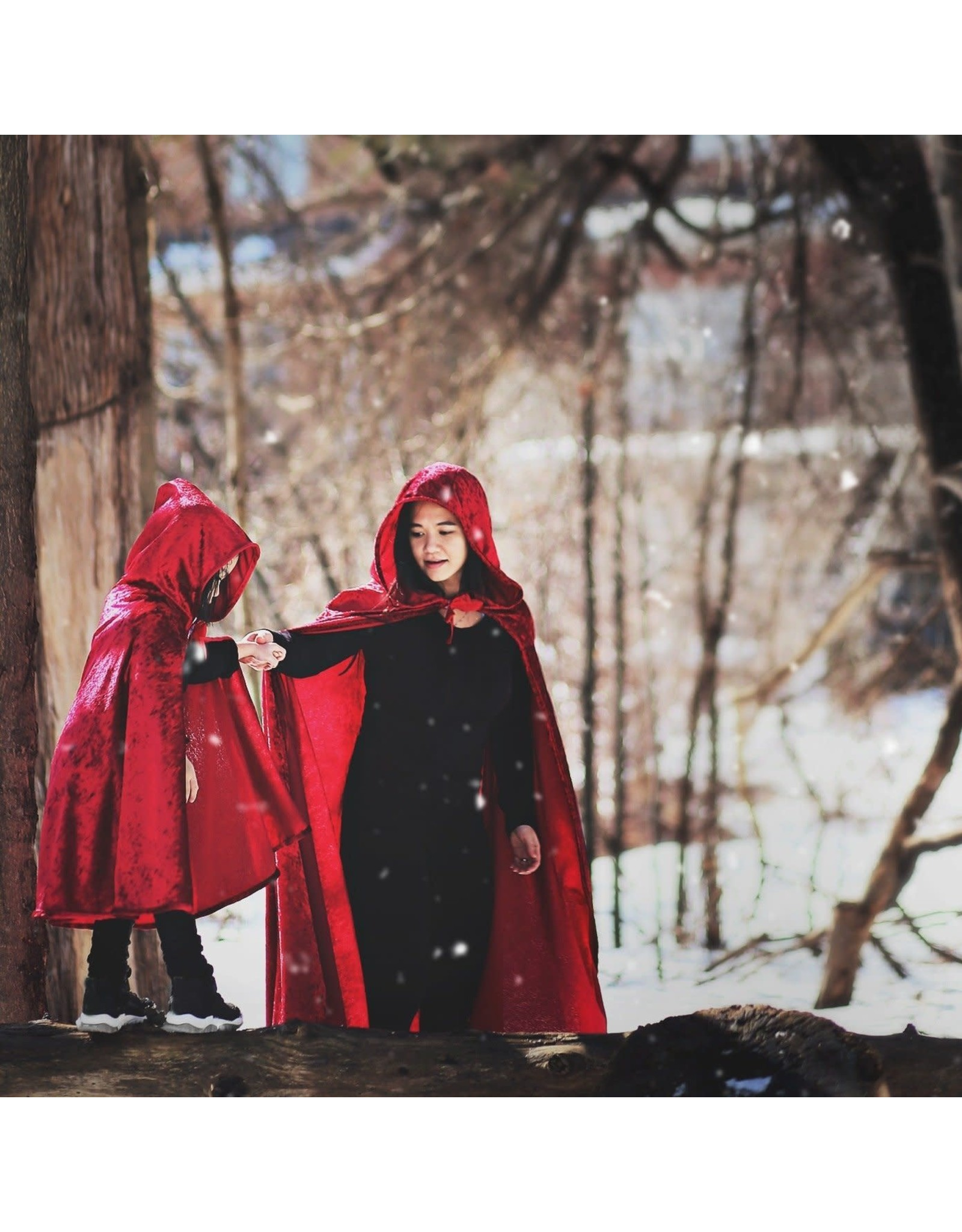 Great Pretenders Little Red Riding Hood Cape