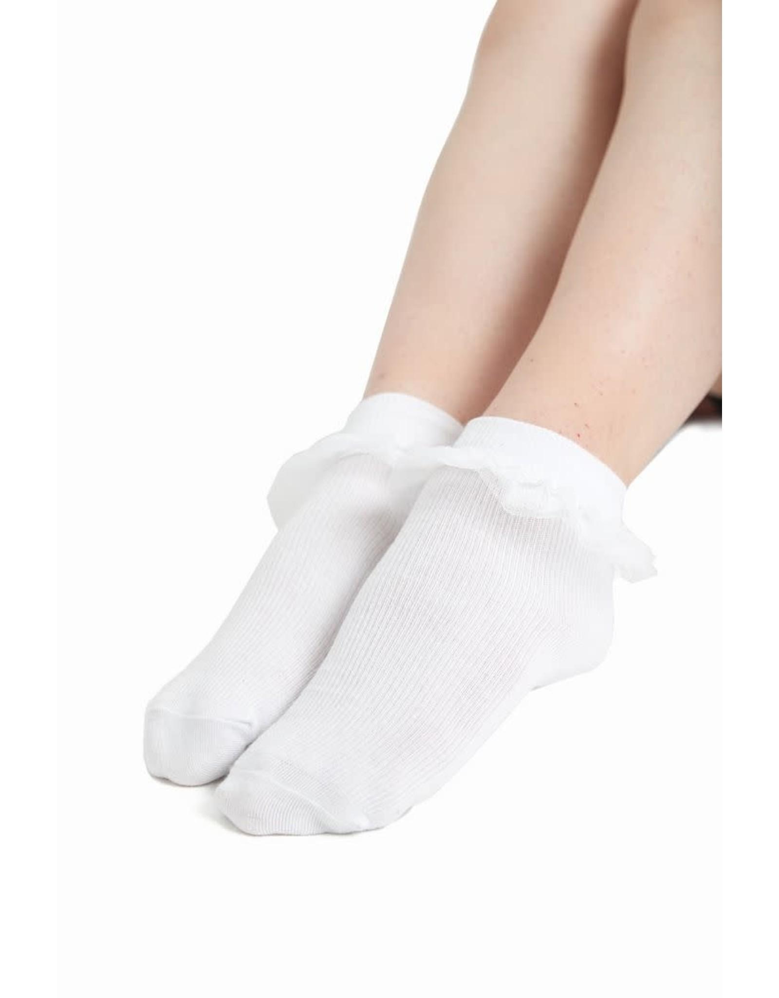 Mondor Socks w/Tulle