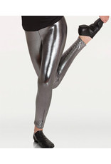 Body Wrappers Liquid Lamé Footless Pant