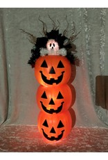 Diaper Cakes by Leah Jack-O-Lantern Stand