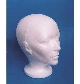 HM Smallwares Styrofoam Head