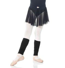 Mondor Pull on Skirt w/Rose
