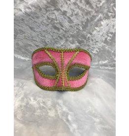 Forum Novelties Inc. Pink Venetian Mask