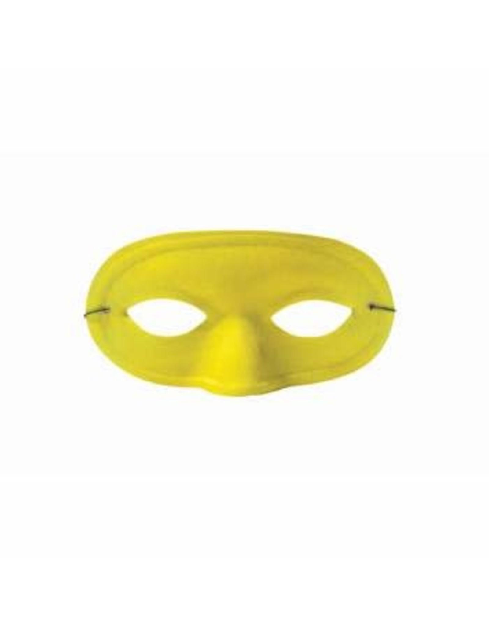 Forum Novelties Inc. Domino Mask Yellow