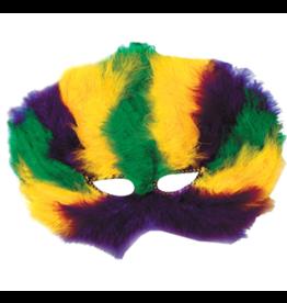 Beistle Mardi Gras Mask