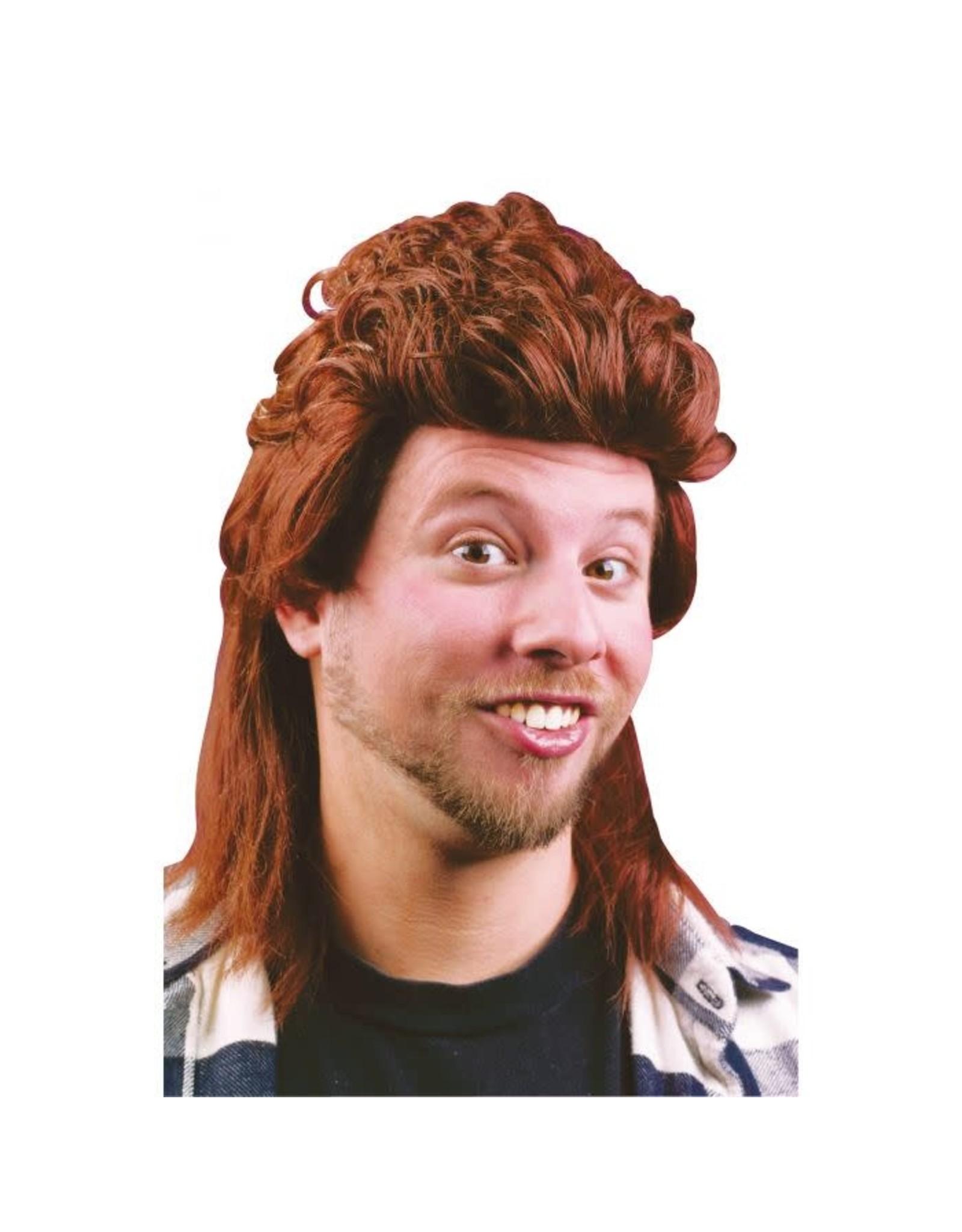 Fun World Mullet Wigs