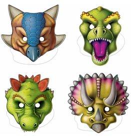 Beistle Dinosaur Masks