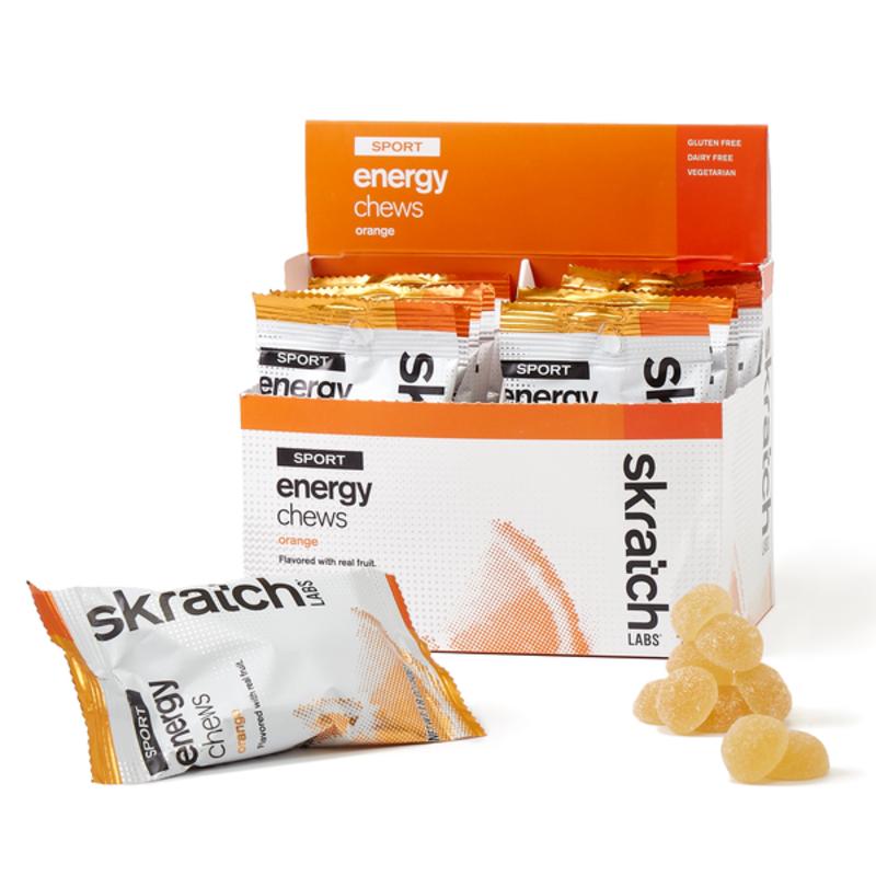 Skratch Labs Skratch Lab Chews Orange single