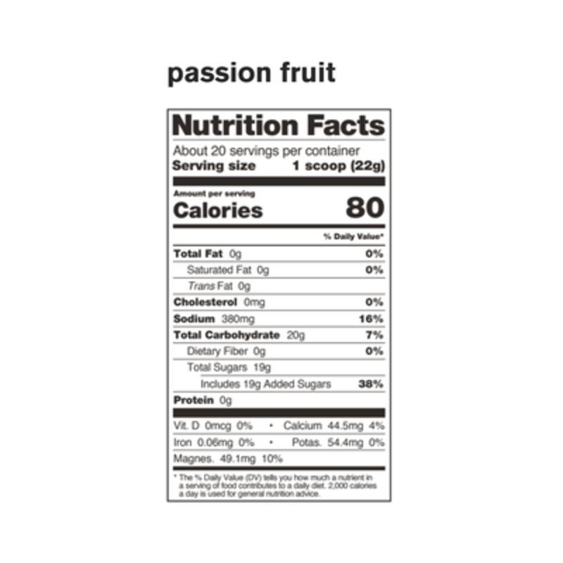 Skratch Labs Skratch Labs Sport Hyrdation Passion Fruit