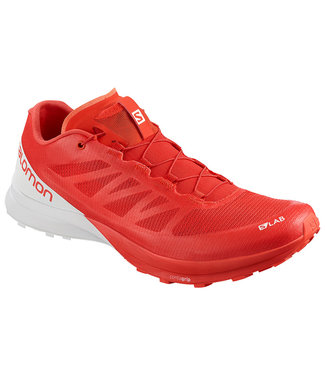 Salomon S/Lab Sense 7 - Red / White / White