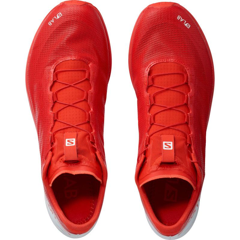 Salomon S/Lab Sense 7 - Red / White / White
