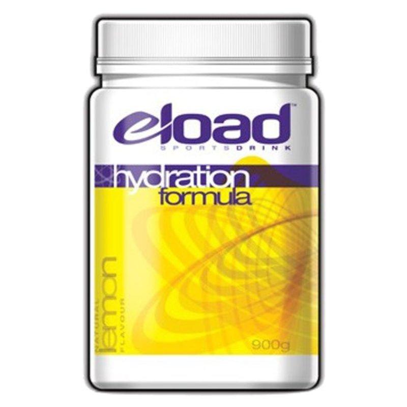 Eload Eload Hydration Formula Lemon 900g