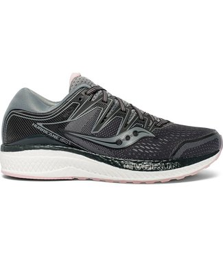 Saucony Hurricane ISO 5 - Steel / Blue - Womens