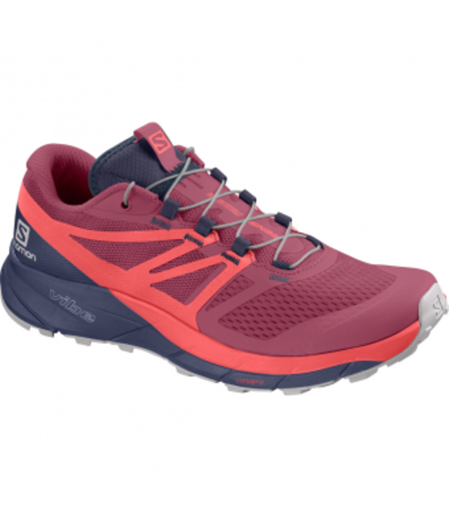 Salomon Sense Ride 2 Women - Malaga/Du/C Blue