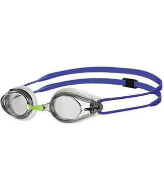 Arena Tracks Goggle white/clear/blue