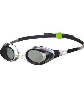 Arena Spider JR Green/white/clear