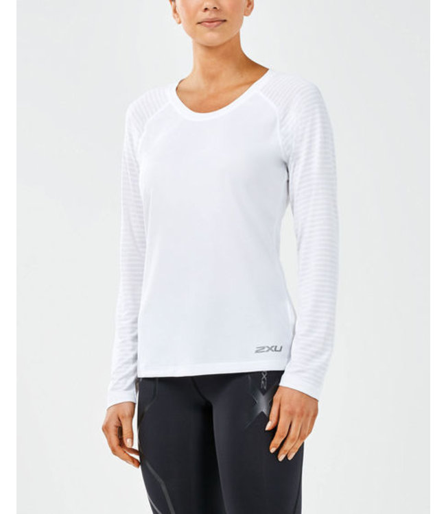 2XU XVENT L/S Top Womens