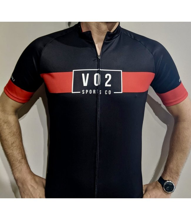 Louis Garneau VO2 Sports Co. Jersey Mens