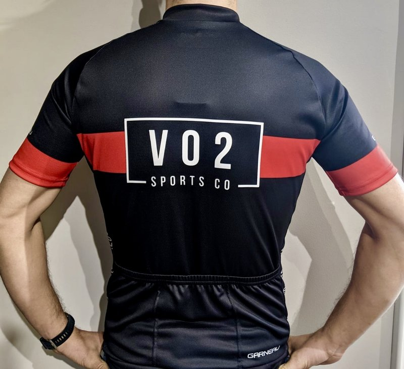 Louis Garneau VO2 Sports Co. Jerseys Womans