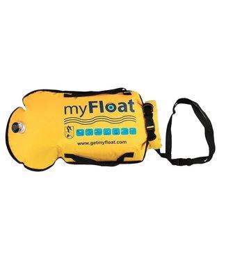 SPEC Performance SPEC Tow Float Yellow