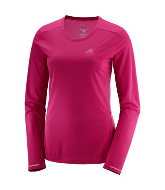 Salomon Agile Long Sleeve Tee W