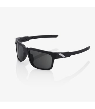 100% TYPE-S SOFT TACT BLACK W/ SMOKE LENS