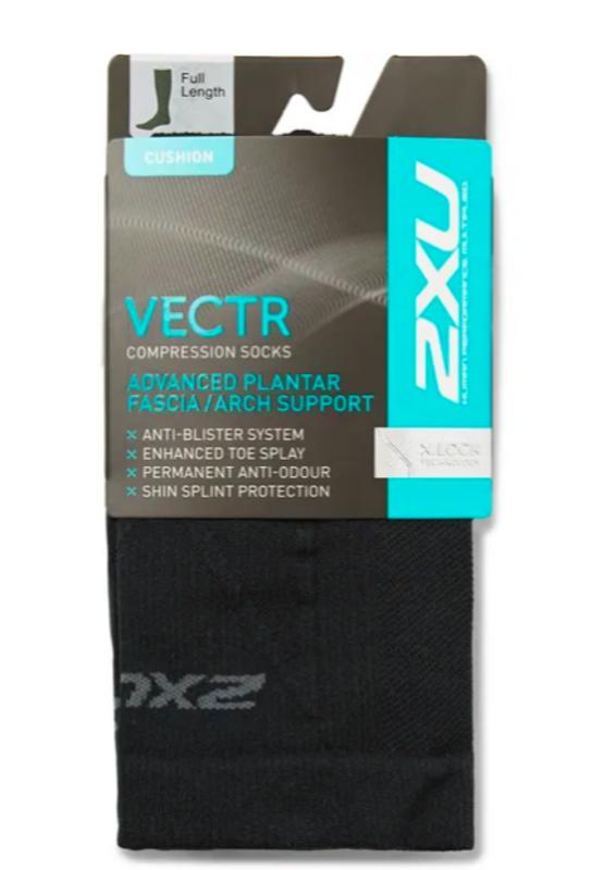 2XU Vectr Comp Socks -Full Length