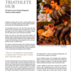 Triathlete Hub | Mountain Life Article