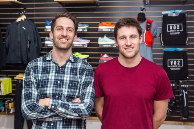 Brothers dive into new business venture on First St
