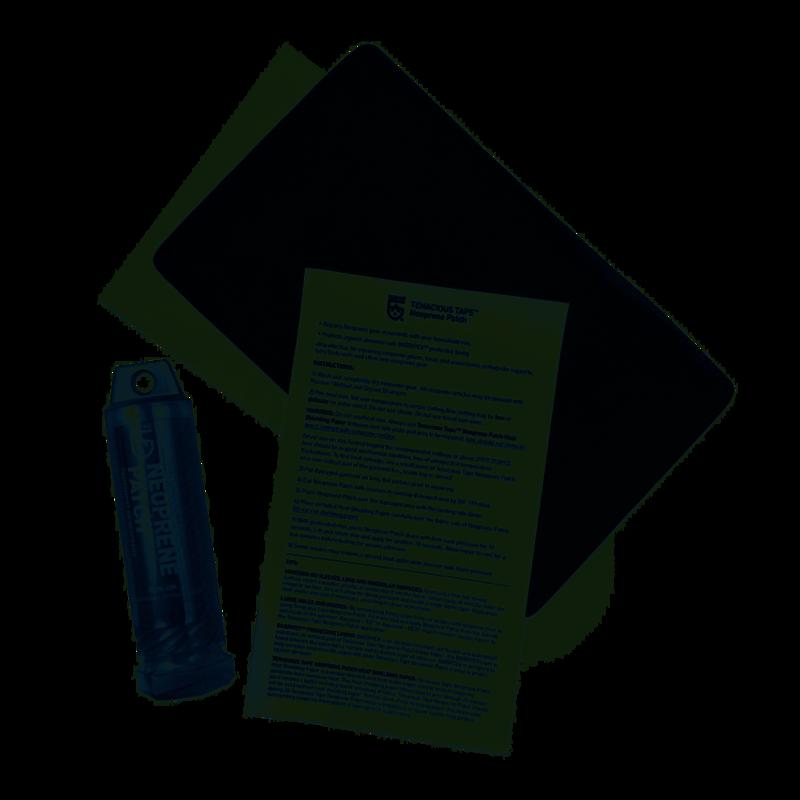 Gear Aid Gear Aid Tenacious Tape Iron-On Neoprene Repair Patch